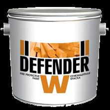 Огнезащитный состав Defender W ВД-АК 222