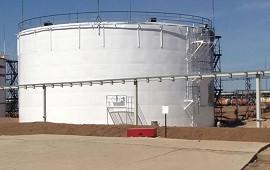 Защита от коррозии внутренней и наружной поверхностей нефтехранилищ и резервуаров