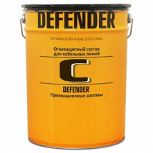 Огнезащитный состав Defender С solvent АК 123