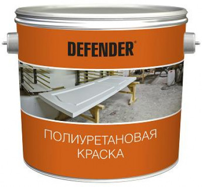 Краска полиуретановая Defender ПУ-111