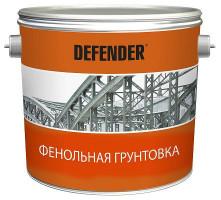 Грунт фенольный Defender (ФЛ-03К) красно-коричневый